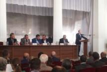 Петербургские объединения строителей, изыскателей и проектировщиков встретились на общем собрании
