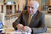 Николай Кошман: Промышленностью стройматериалов никто не занимается