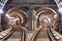 За пять лет Москва построит 58 новых станций метро, а Петербург за восемь лет — 18