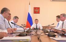 Премьер-министр наказал Крыму рационально тратить деньги на дороги